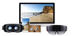 "VR, 360, AR, MR & Beyond: A ""Newbie's"" Perspective"