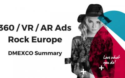 360 / VR / AR Ads Rock Europe